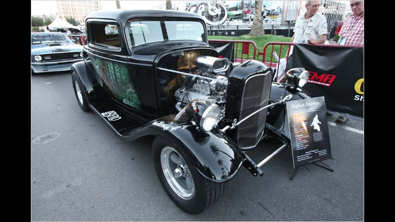 1932er Ford ,Big Foot Express
