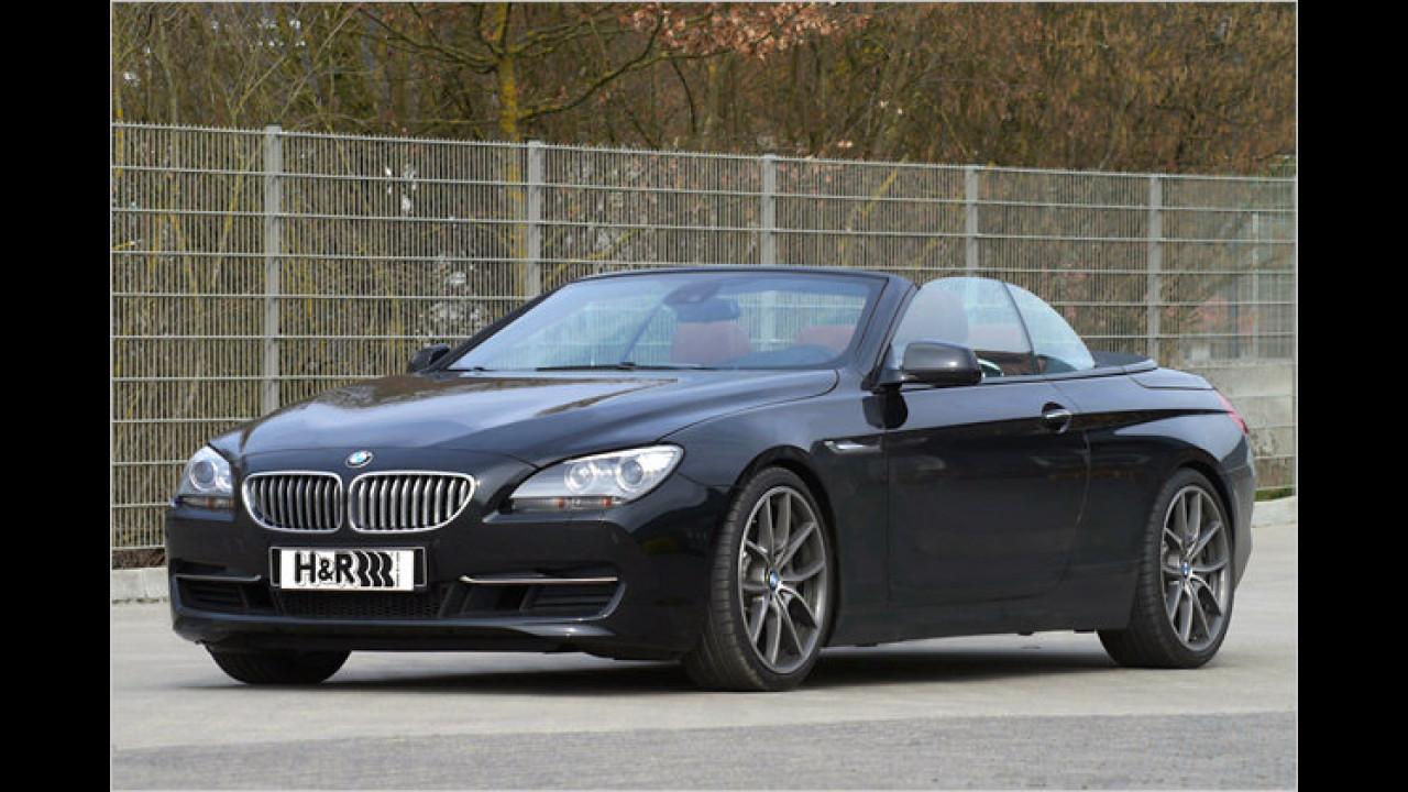 BMW Sechser agiler