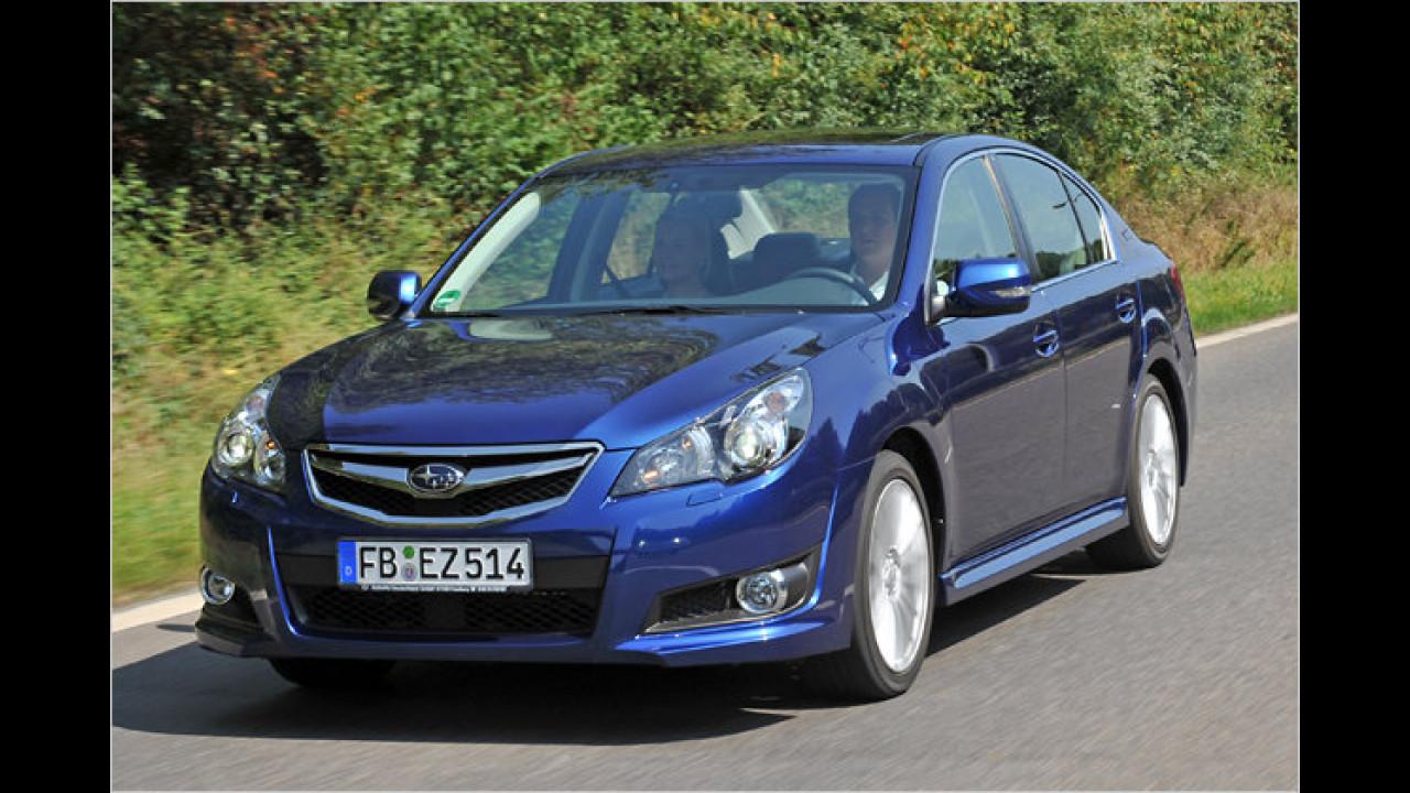Subaru Legacy 2.5