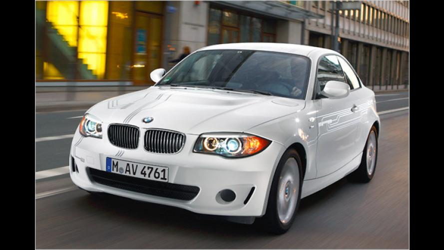 1.000 mal 170 PS: BMW ActiveE geht in den Feldversuch