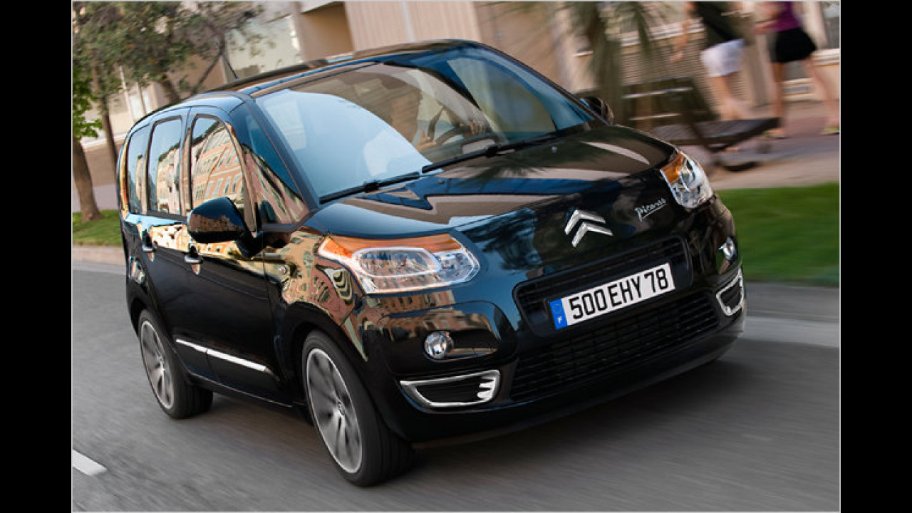 Citroen C3 Picasso HDi 90 FAP Exclusive