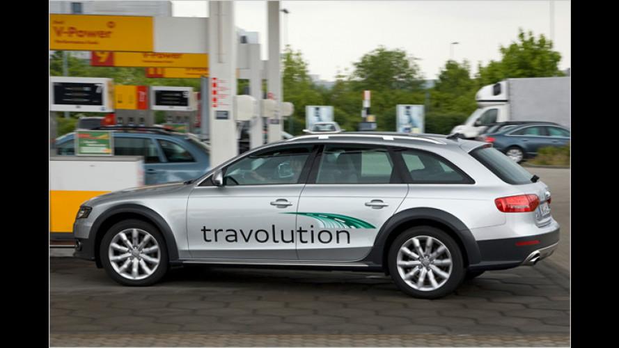 Audi travolution: Wenn die Ampel spricht