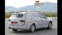 Erwischt: VW Golf Variant