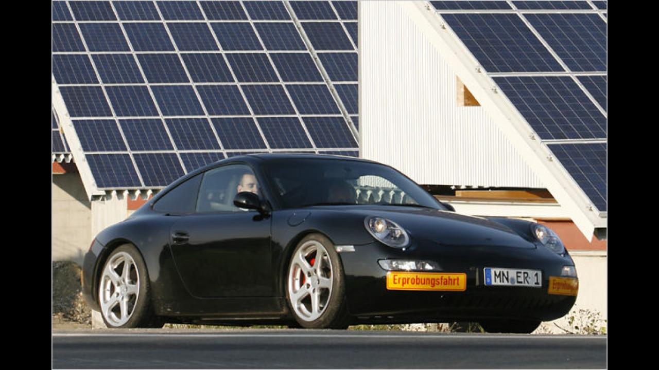 eRuf Porsche