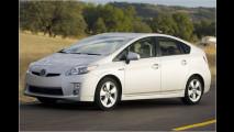 Toyota zeigt neuen Prius