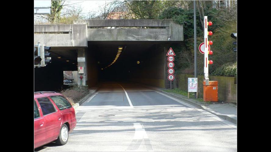Tunnel-Tipps: So kommen Sie sicher durch die Röhre