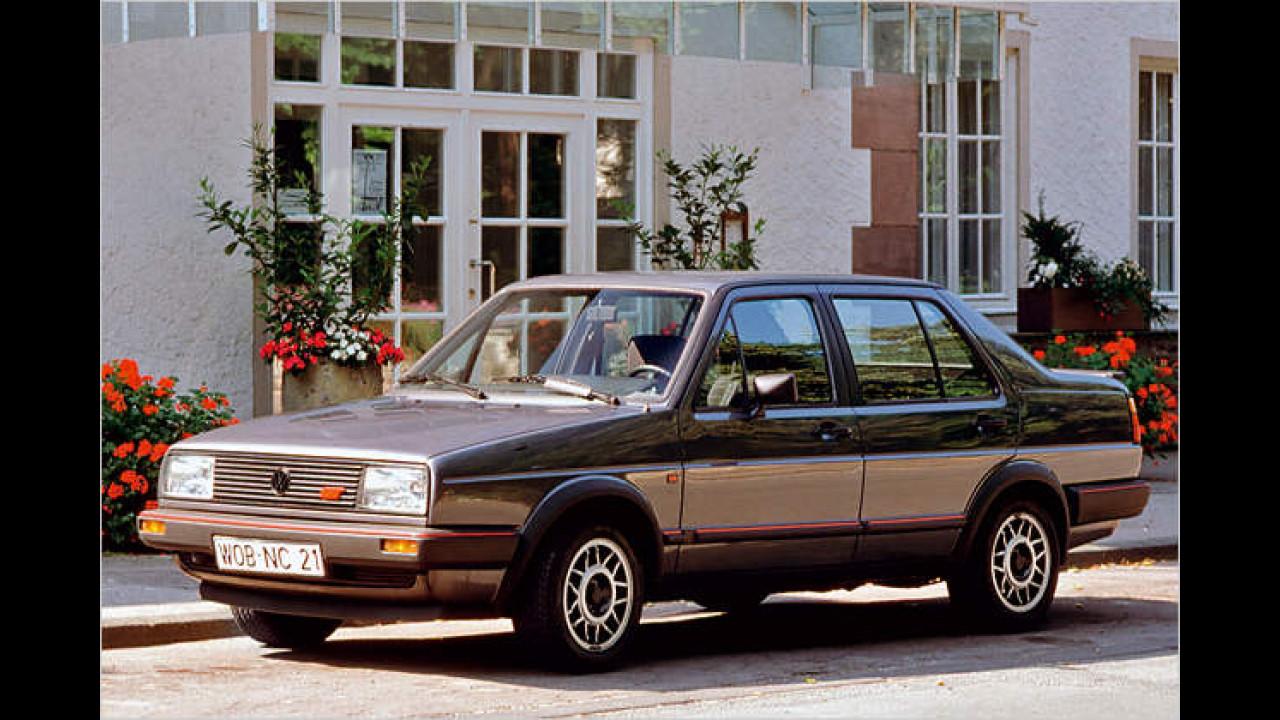 1986: VW Jetta II
