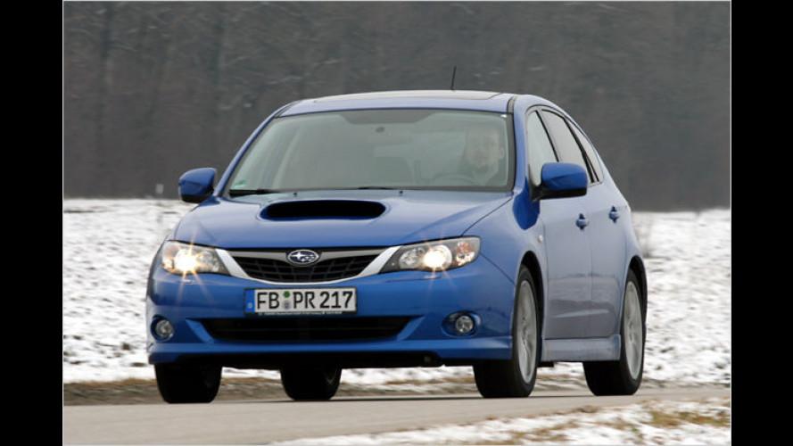Auf dem Sprung nach vorn: Neues vom Subaru Impreza