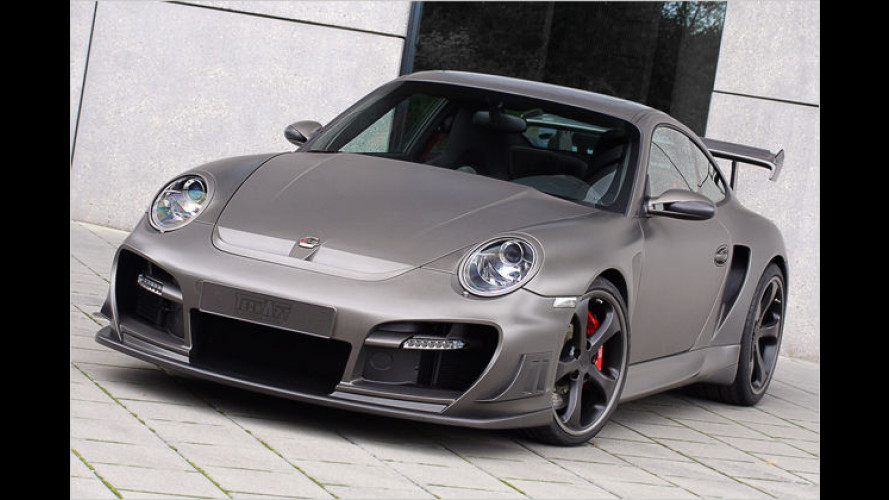 TechArt verpasst Porsche 911 Turbo noch mehr Muskeln