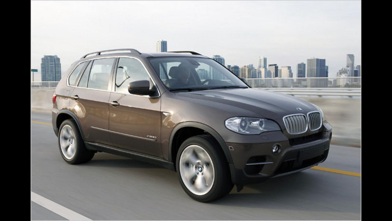 BMW X5 xDrive40d Automatic