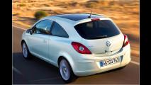 Corsa: Frisch für 2011