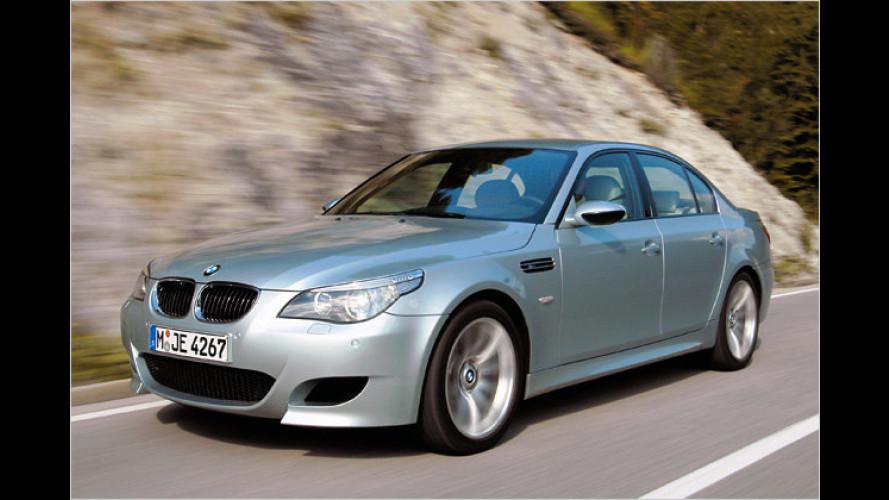BMW M5: Abschied vom rasanten Business-Sportler
