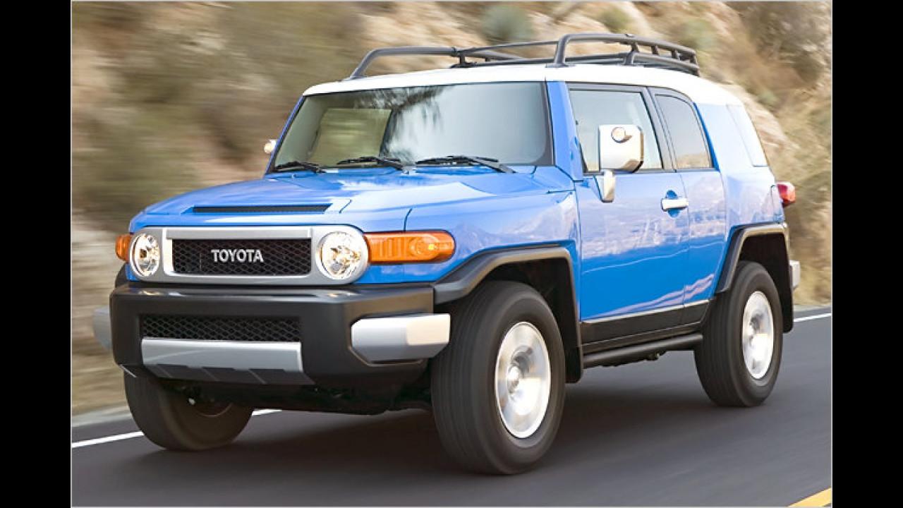 Toyota FJ Cruiser (2006)