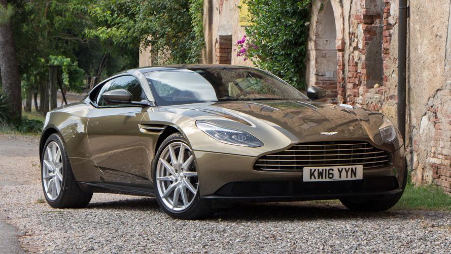 2017 Aston Martin DB11: İlk sürüş
