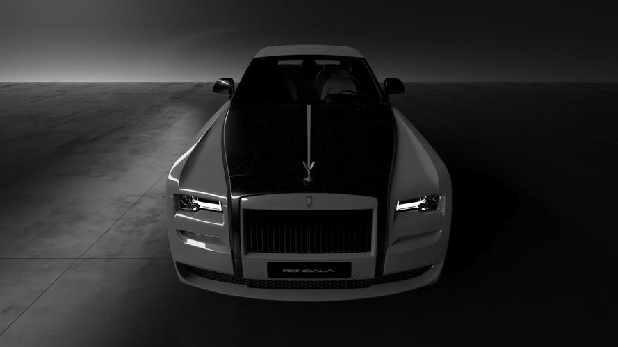 Des éléments en carbone pour plusieurs Rolls-Royce