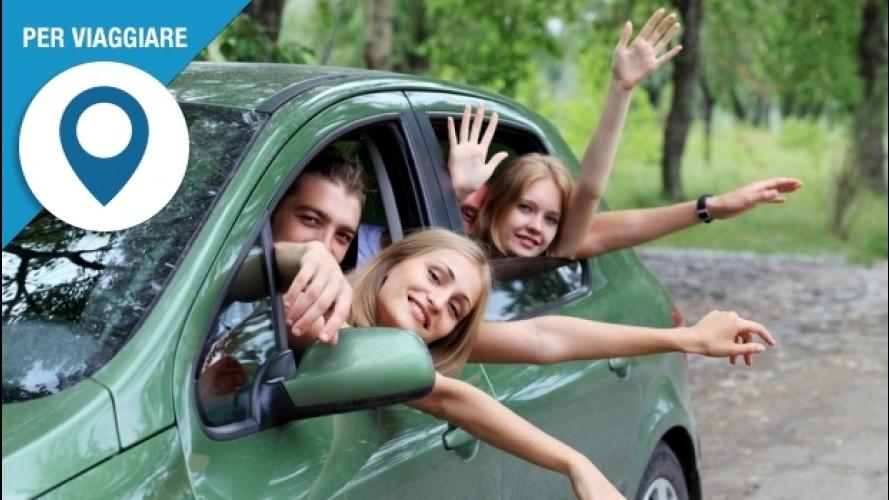 Viaggi in auto, ecco cosa non fare mai