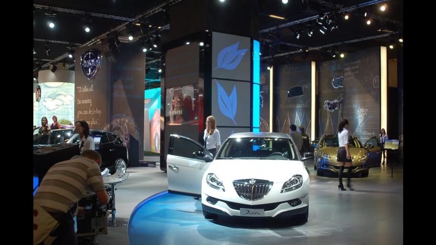 Lancia al Salone di Francoforte 2009