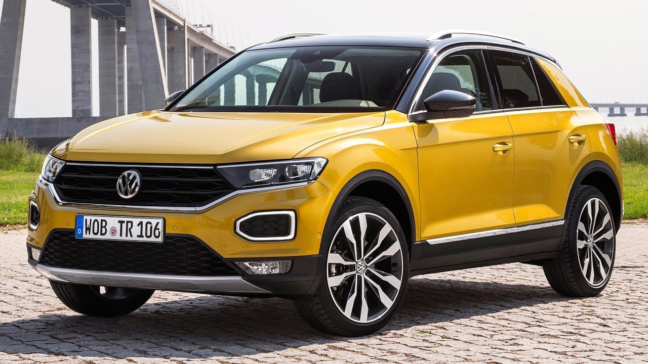 [Copertina] - Volkswagen T-Roc, prezzi da 22.850 euro
