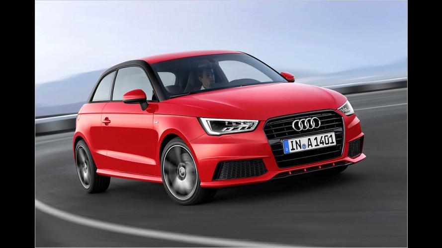 Audi-Lichtsignatur