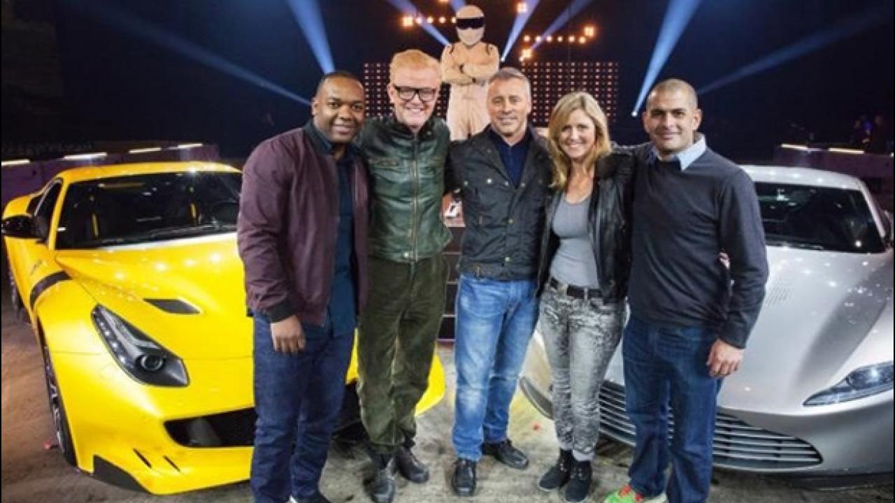 [Copertina] - Top Gear, la nuova stagione inizia con un fiasco