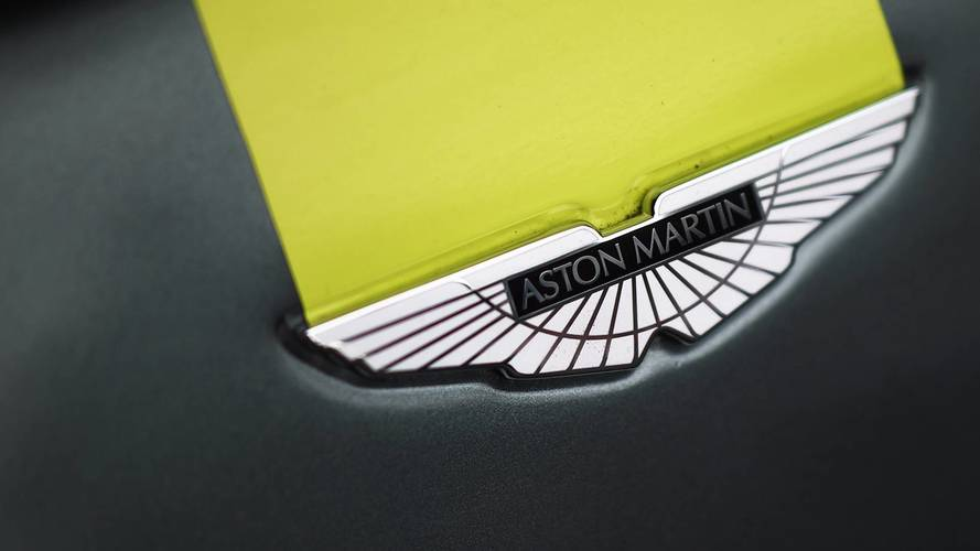Aston Martin Feels The