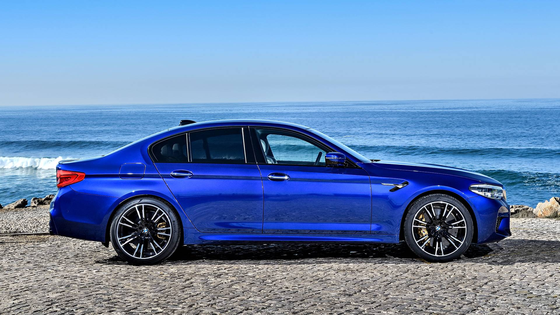 Watch The 2019 Bmw M5 Lap The Nurburgring In 7 38 92