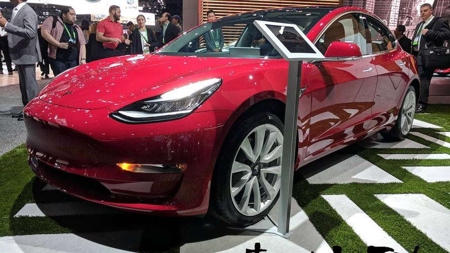 Tesla Model 3 Los Angeles