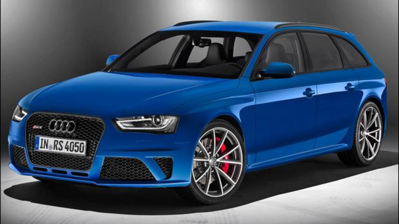 [Copertina] - Audi RS4 Avant Nogaro Selection