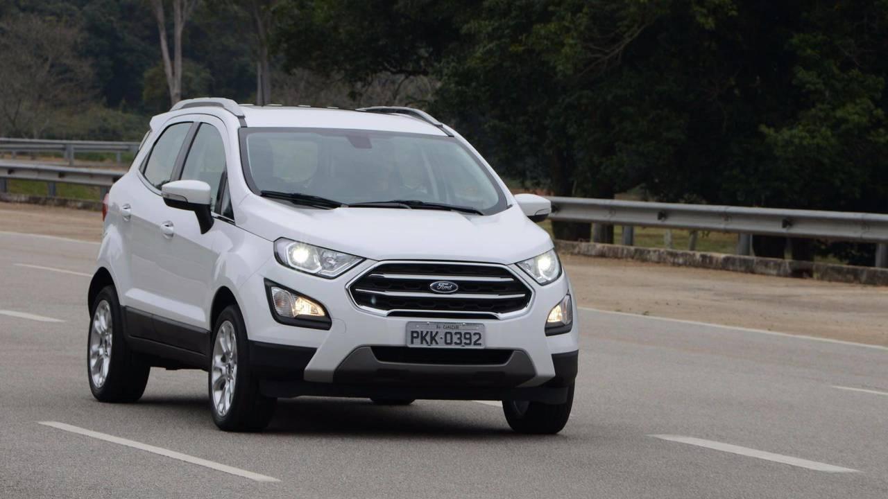 Ford EcoSport - 4 mil unidades por mês