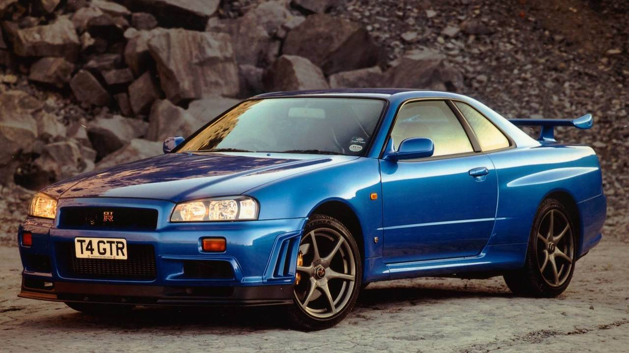 R34 Skyline, Fast and Furious