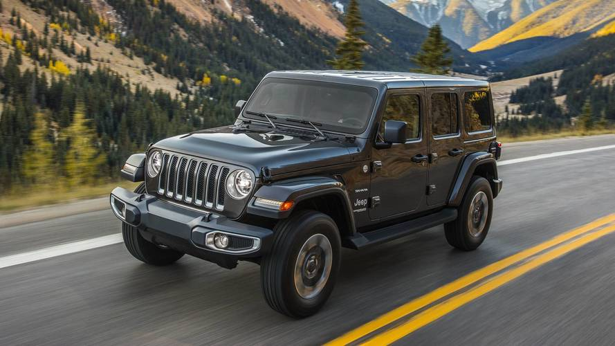 2018 Jeep Wrangler First Drive: Evolving Legend