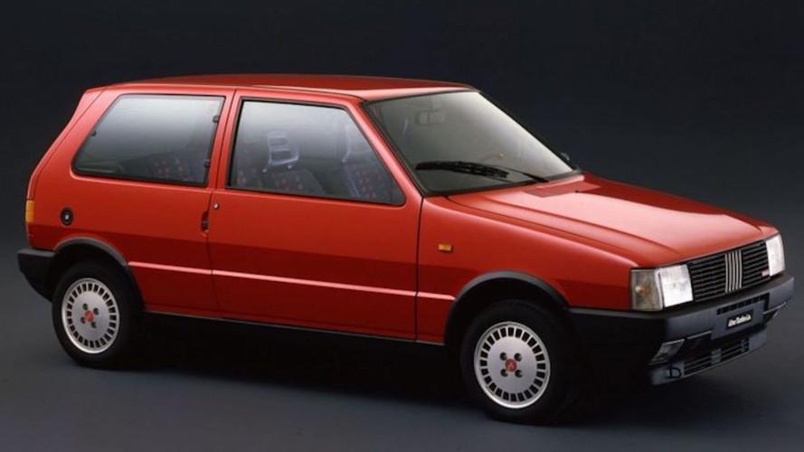 Fiat Uno Turbo i.e. e le altre trentenni turbate