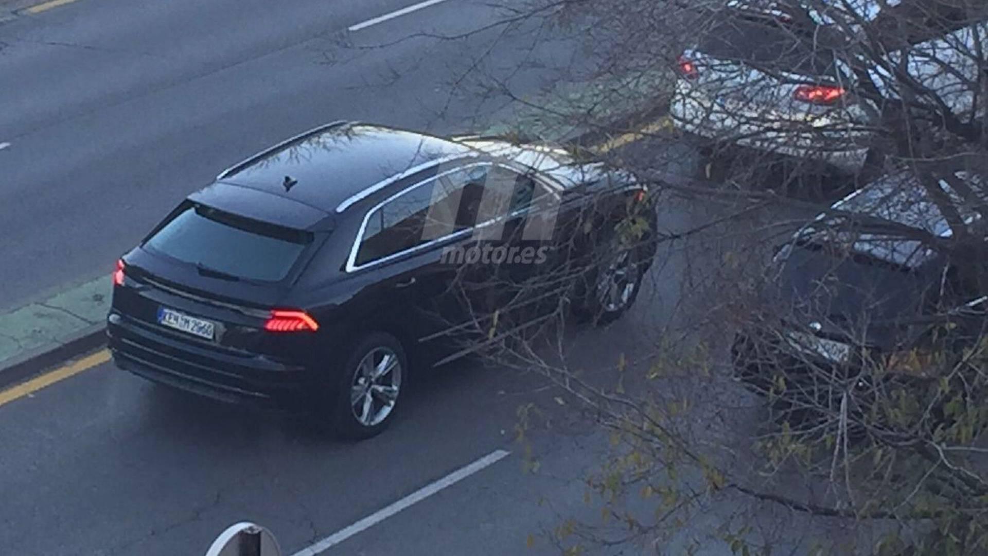 Audi Q8 Confirmed For June Reveal