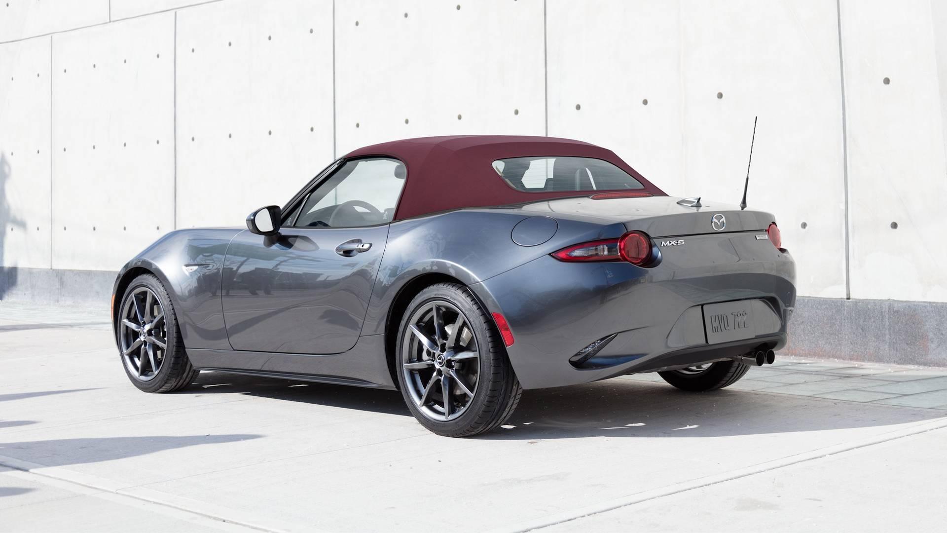 Kekurangan Mazda Mx 5 2018 Tangguh