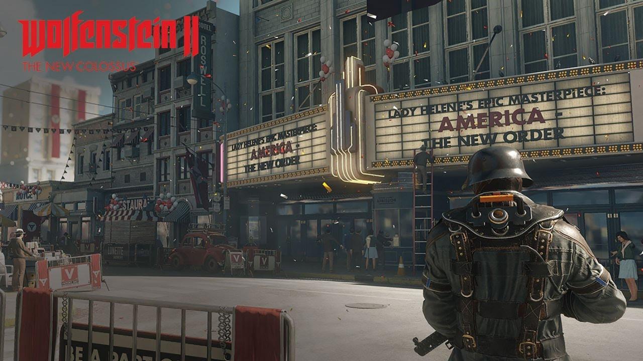 [Copertina] - Wolfenstein II: The New Colossus, ecco il trailer ufficiale [VIDEO]