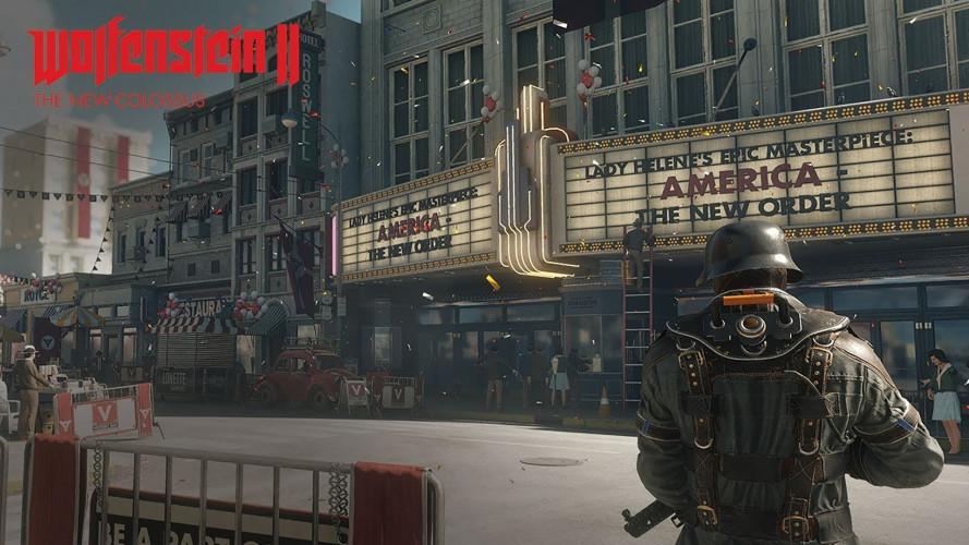 Wolfenstein II: The New Colossus, ecco il trailer ufficiale [VIDEO]