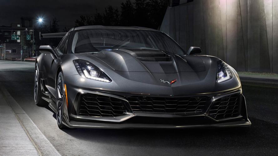Nuova Chevrolet Corvette ZR1, 765 CV di brividi