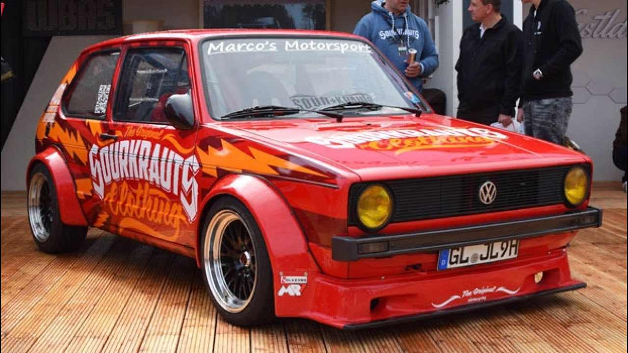[Copertina] - Worthersee 2016, le Volkswagen tutte matte