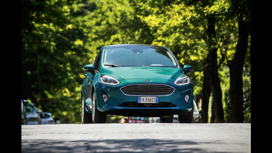 Nuova Ford Fiesta, gli 8 optional da segmento superiore