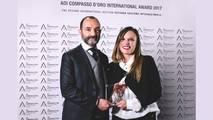 Dainese, premio 'Compasso d'oro 2017' de diseño