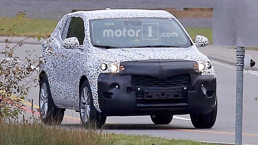 Opel Mokka X casus fotoğrafları