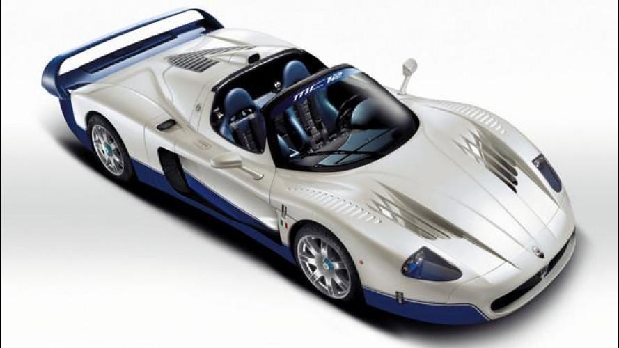 Maserati: in arrivo una sportiva a motore centrale?