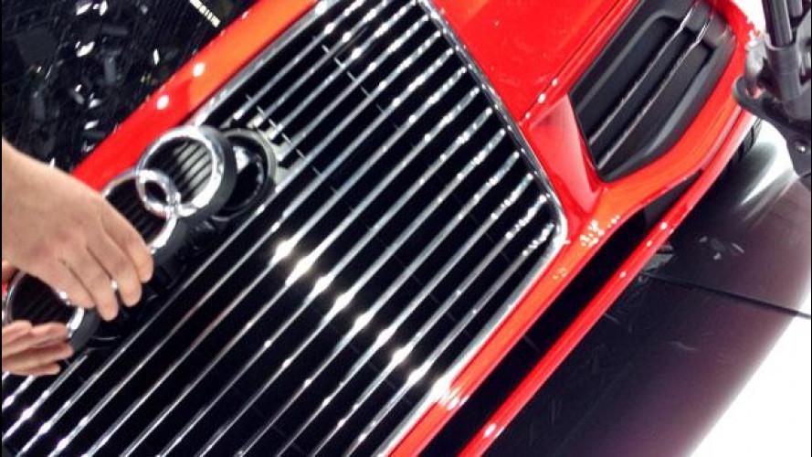 """Salone di Ginevra: Audi si tinge di """"verde"""""""