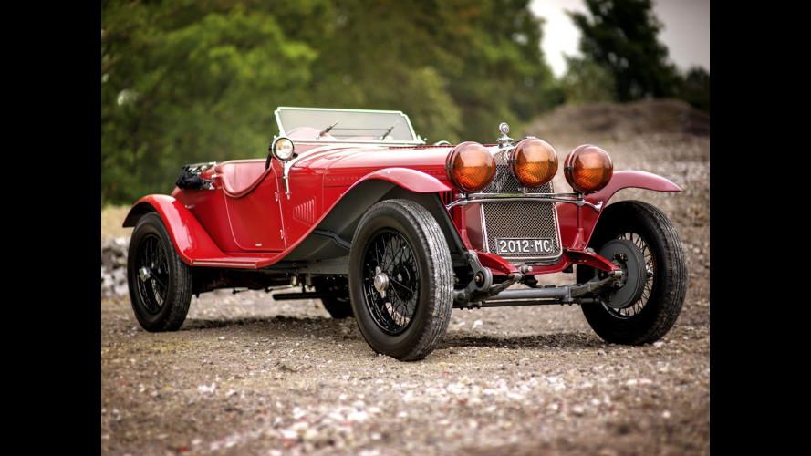L'Alfa Romeo 4C e le sue antenate
