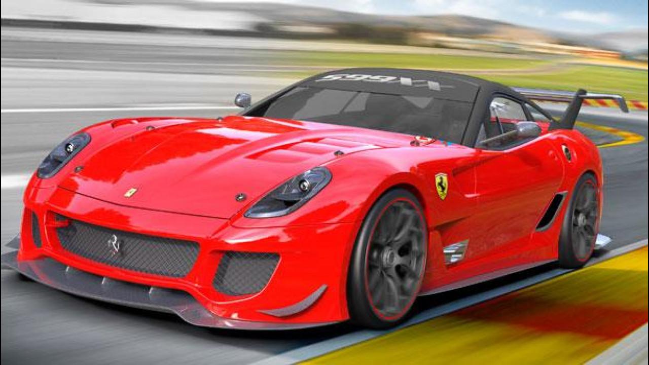 [Copertina] - Terremoto in Emilia, Ferrari apre un'asta online per raccogliere fondi