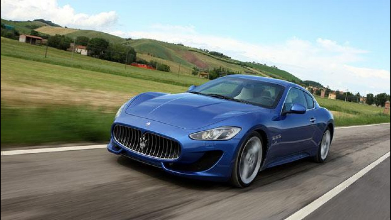 [Copertina] - Maserati GranTurismo Sport, l'equilibrio della distinzione