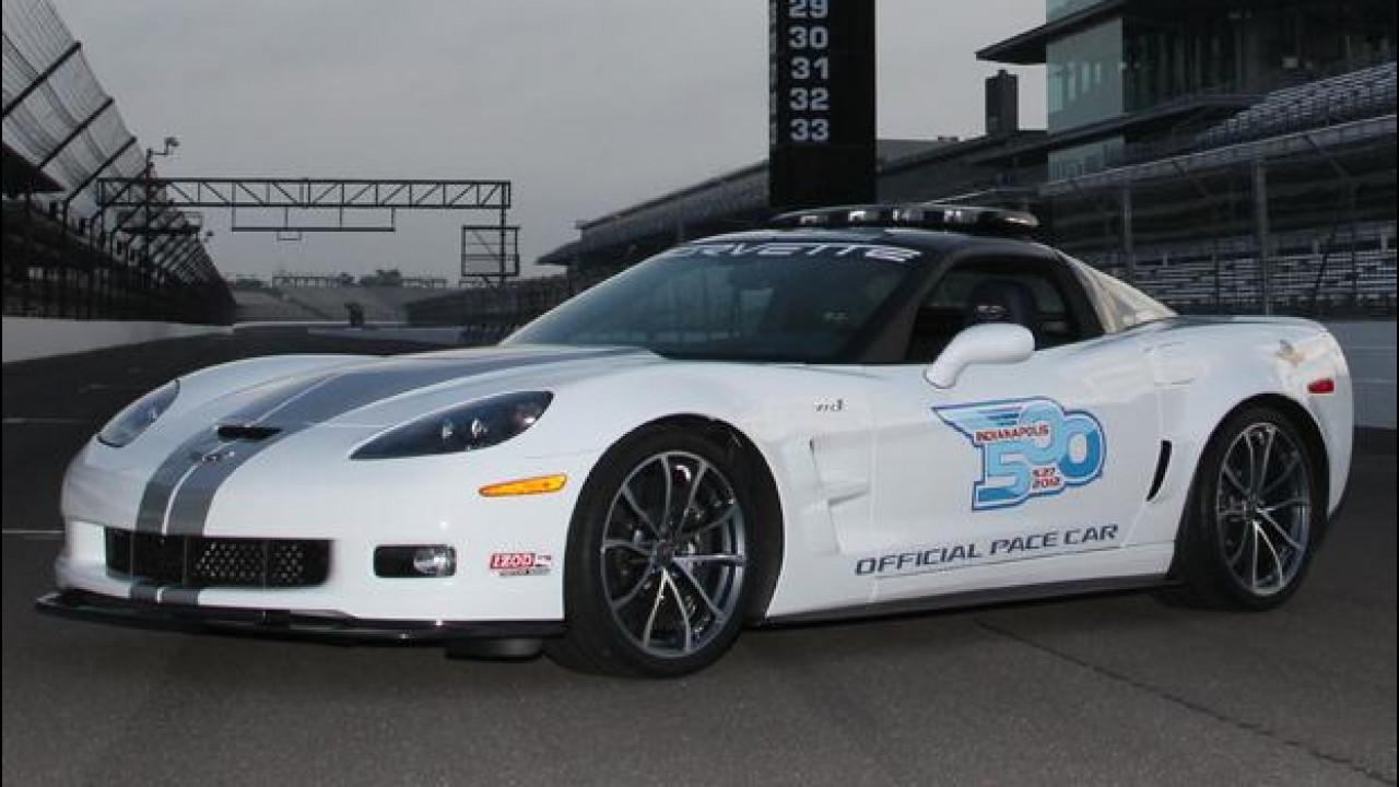 [Copertina] - Corvette ZR1: pace car per la 96esima Indy 500