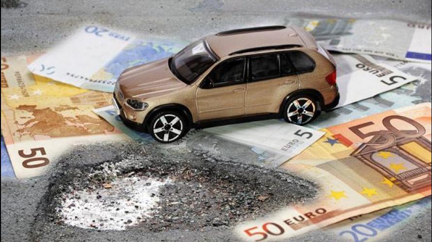 RC auto: in tre mesi aumenti oltre l'11% e poche riduzioni