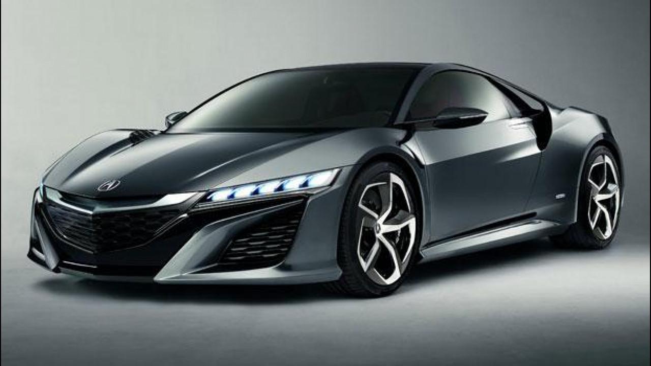 [Copertina] - Acura NSX Concept 2013