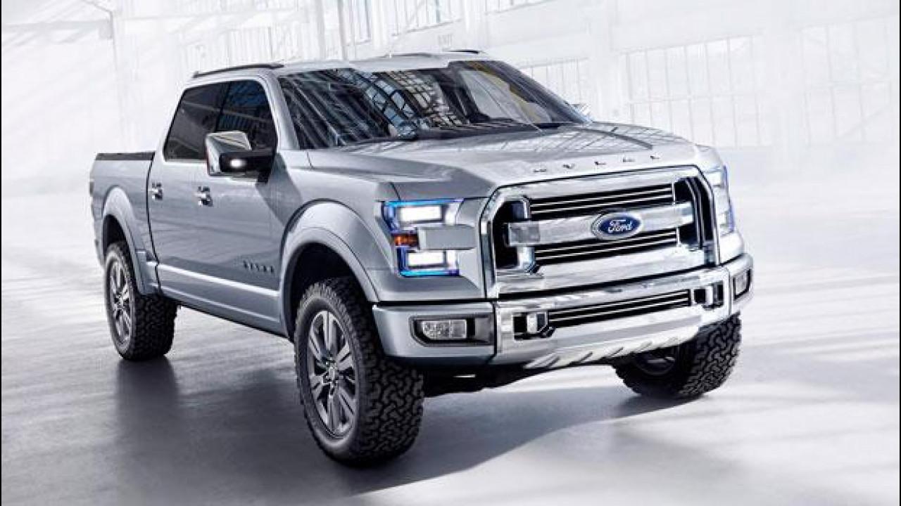 [Copertina] - Ford Atlas Concept